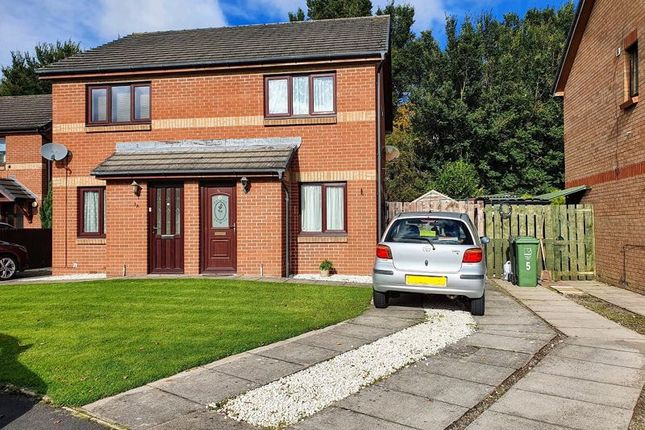 Thumbnail Semi-detached house for sale in Firlands, Stanwix, Carlisle