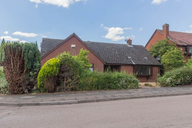 Thumbnail Detached bungalow for sale in Thomas Flawn Road, Irthlingborough, Wellingborough