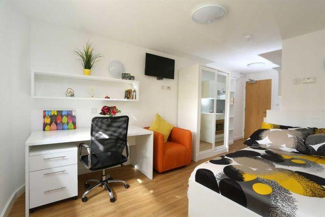 Thumbnail Studio to rent in Pitt Street, Newcastle Upon Tyne