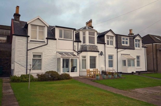 Thumbnail Flat to rent in Kames Place Wellington Street, Dunoon
