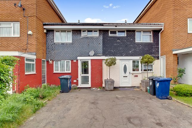 2 bedroom terraced house for sale in Bedser Drive, Greenford