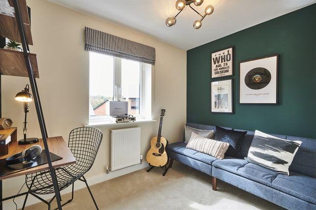 "2 bedroom duplex for sale in ""The Pemberton."" at Kingsway, Derby"