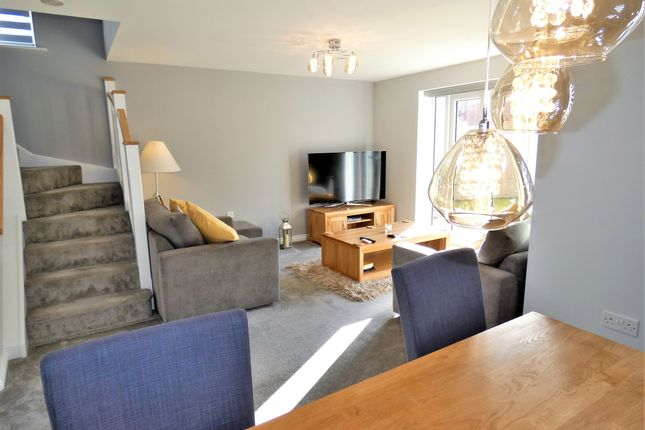 Thumbnail Detached house for sale in Garrison Close, Saighton, Chester