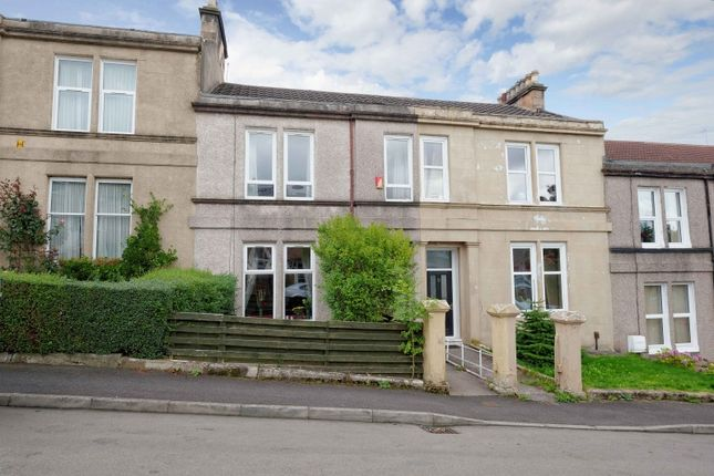 Thumbnail Terraced house for sale in Bolivar Terrace, Mount Florida, Glasgow