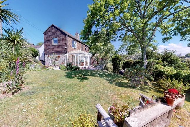 Thumbnail Detached house for sale in Lower Quarter, Ludgvan, Penzance .