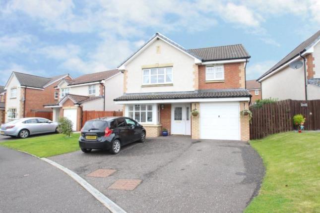 Thumbnail Detached house for sale in Glen Shee Gardens, Carluke, South Lanarkshire