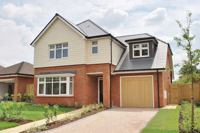 Thumbnail Detached house for sale in Coolhurst Close, Nuthurst Road, Monks Gate