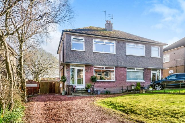 3 bed semi-detached house for sale in Craighlaw Avenue, Waterfoot, Glasgow