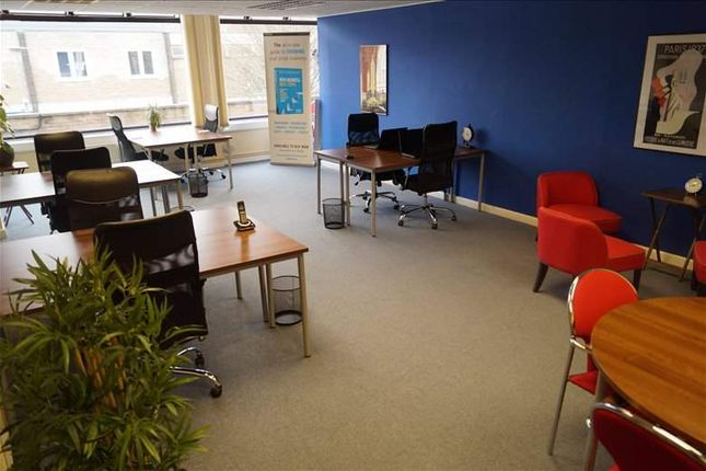 Serviced office to let in Burleigh Street, Cambridge