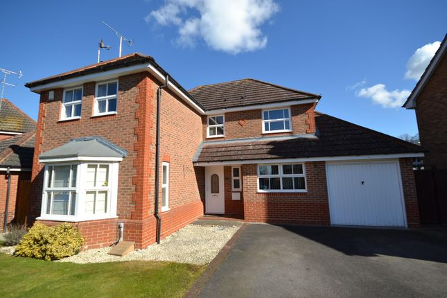 Thumbnail Detached house to rent in The Holt, Bishops Cleeve, Cheltenham