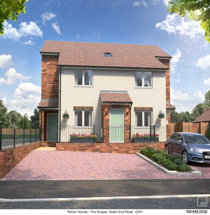 2 bed maisonette for sale in `Vine Court` Green End Road, Boxmoor HP1