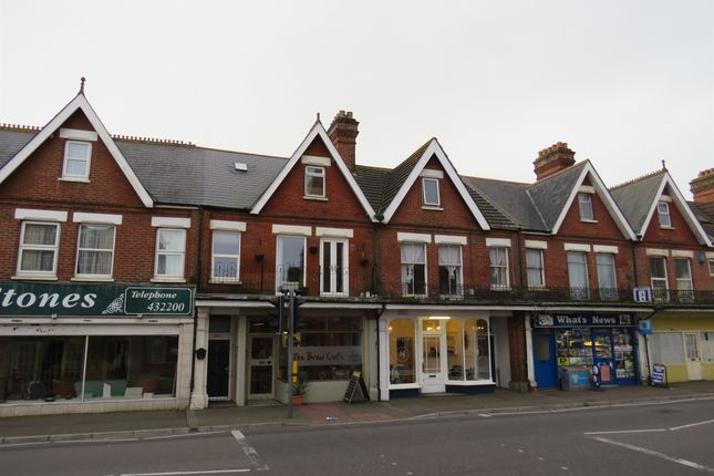 Thumbnail Maisonette for sale in Christchurch Road, Boscombe, Bournemouth