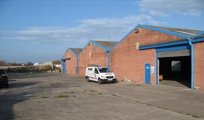 Thumbnail Light industrial to let in Premises At, Cader Avenue, Kinmel Bay, Rhyl