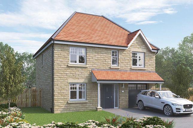 "Thumbnail Detached house for sale in ""The Rosebury "" at Boroughbridge Road, Knaresborough"
