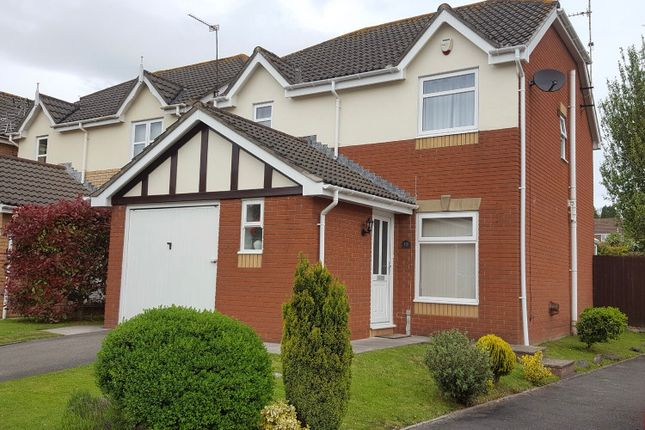 Thumbnail Detached house to rent in Grenadier Drive, Langstone, Newport, Newport