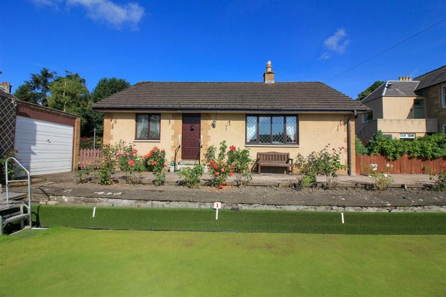 Thumbnail Detached bungalow for sale in West Stewart Place, Hawick