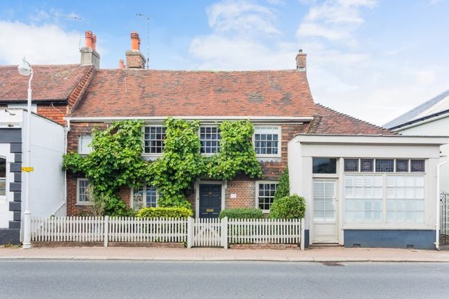 Thumbnail Semi-detached house for sale in High Street, Hurstpierpoint, West Sussex