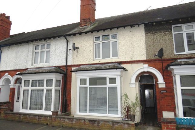 2 bed terraced house for sale in Weir Street, Lincoln