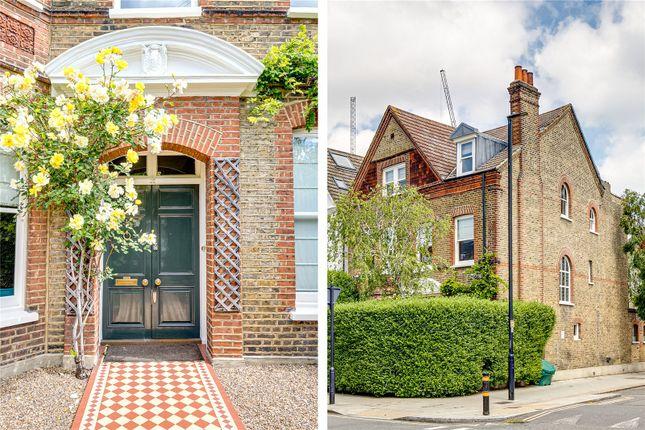 Thumbnail End terrace house for sale in Elms Road, London