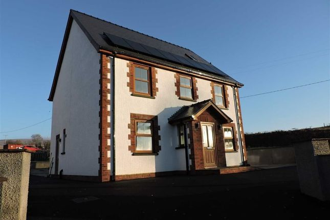 Thumbnail Detached house for sale in Cwmgarw Road, Upper Brynamman, Ammanford