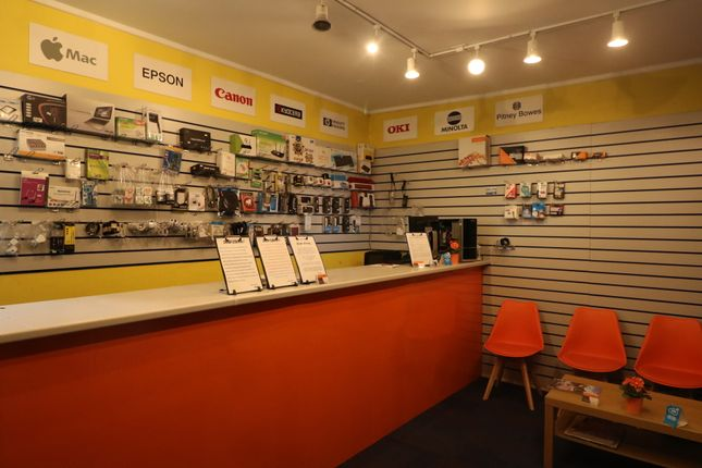 Thumbnail Retail premises for sale in Xyz, Romford
