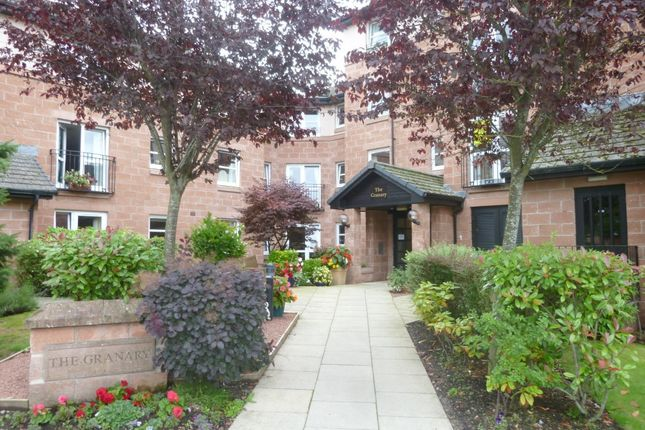 Thumbnail Flat for sale in 37 The Granary, Glebe Street, Dumfries