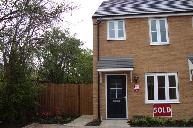 2 bed semi-detached house to rent in James Major Court, Cleethorpes