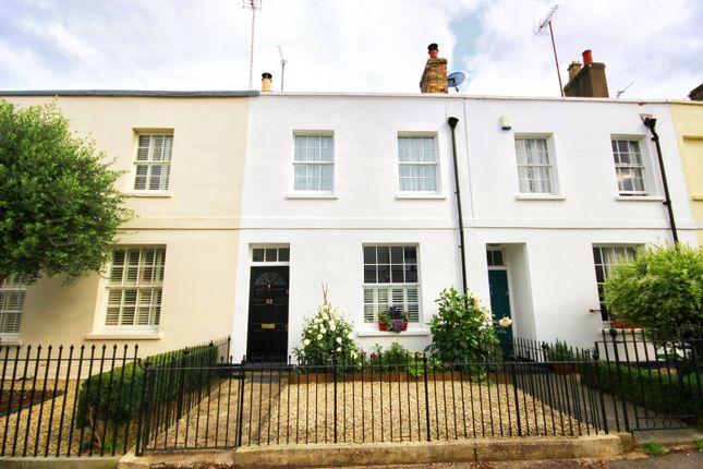 Thumbnail Terraced house for sale in Great Norwood Street, Leckhampton, Cheltenham, Gloucestershire
