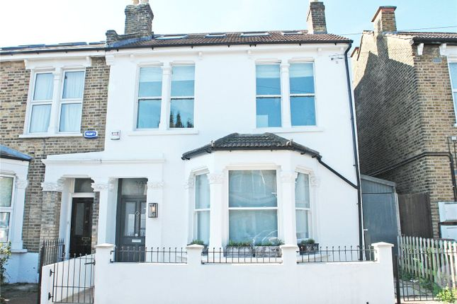 Thumbnail Semi-detached house for sale in Rodwell Road, East Dulwich, London