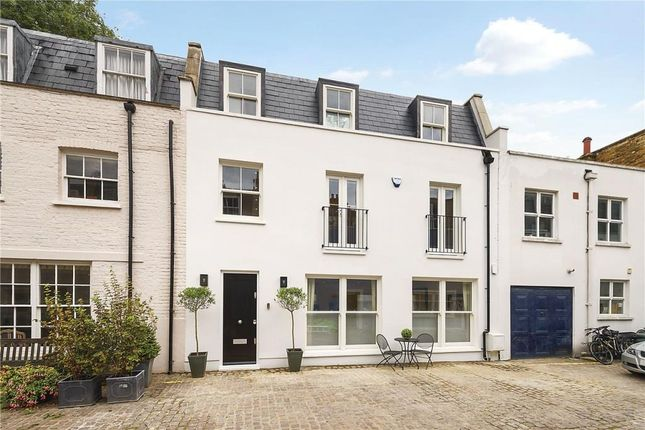 Thumbnail Mews house for sale in Napier Place, Kensington, London