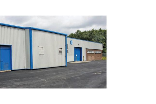 Thumbnail Warehouse to let in Unit 5, West Chirton North Industrial Estate, North Shields, North Tyneside, UK