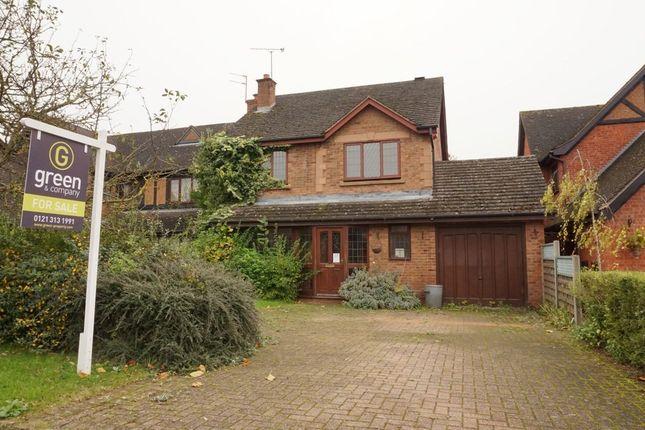 Thumbnail Detached house for sale in Oldacre Close, Sutton Coldfield