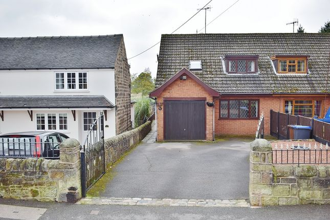 Thumbnail Semi-detached house for sale in Sandy Lane, Brown Edge, Stoke On Trent.