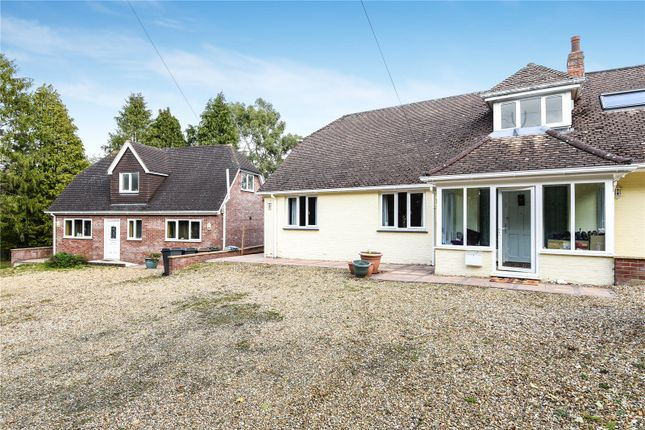 Thumbnail Bungalow for sale in Canefield Bungalow, Dunbridge Road, Lockerley, Romsey, Hampshire