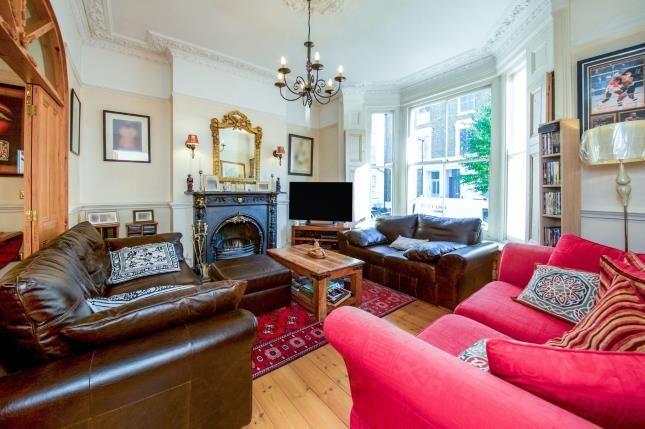 Thumbnail Terraced house for sale in Kingsdown Road, Holloway, London, .