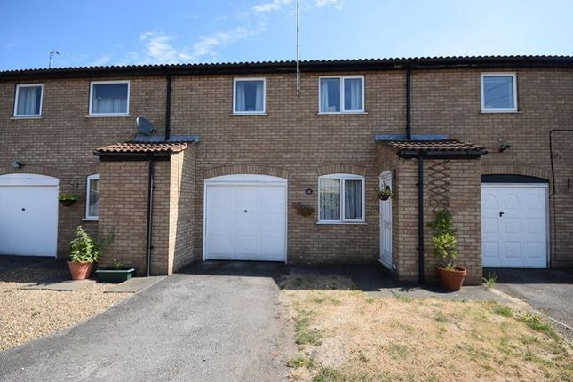Thumbnail Town house for sale in Mottistone Close, Boulton Moor, Derby, Derbyshire