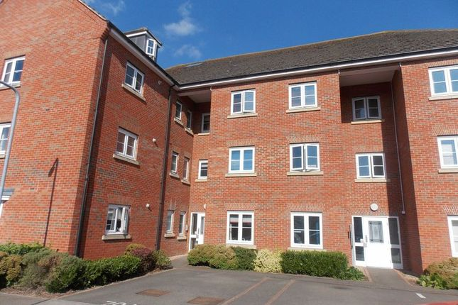 Thumbnail Flat for sale in Milburn Drive, Northampton