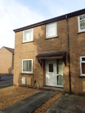 Thumbnail Town house to rent in Ramson Court, Morecambe