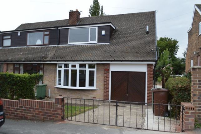 Thumbnail Semi-detached bungalow to rent in Woodend Crescent, Allerton Bywater, Castleford