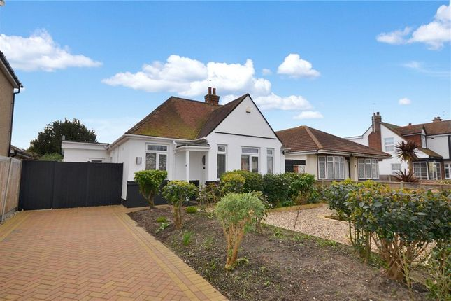 Thumbnail Bungalow for sale in Vicarage Gardens, Clacton On-Sea, Essex