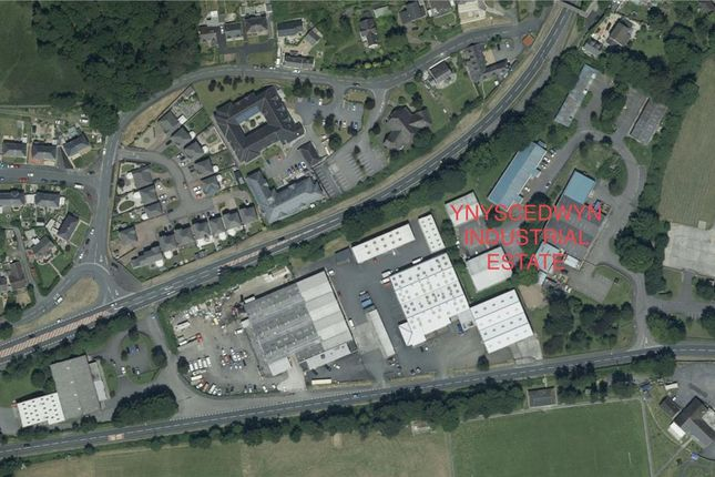 Thumbnail Warehouse to let in Ynyscedwyn Industrial Estate, Ystradgynlais, Swansea, Powys