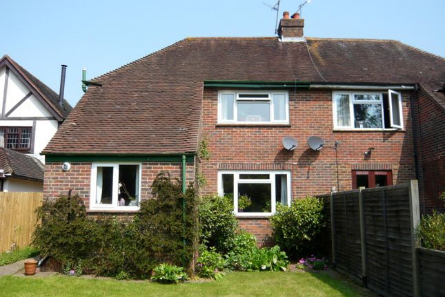 3 bed semi-detached house to rent in The Drive, Cranleigh