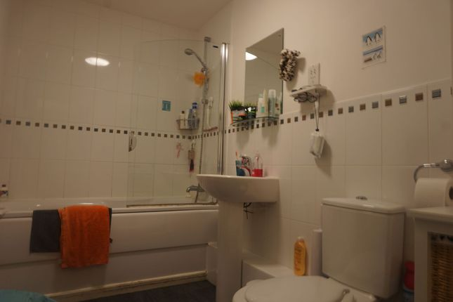 Bathroom of The Waterfront, Openshaw, Manchester M11