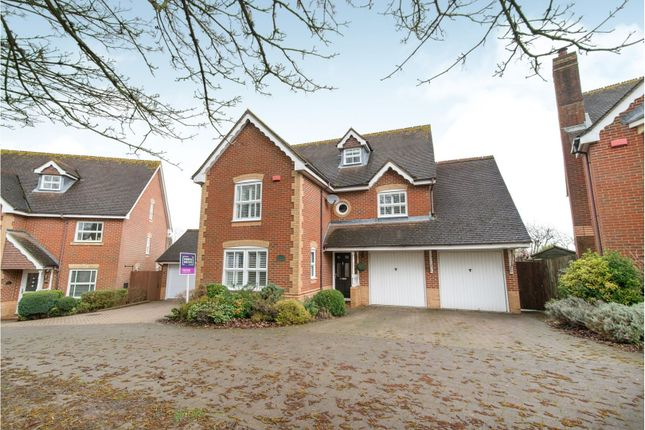 Thumbnail Detached house for sale in Bunting Mews, Basingstoke