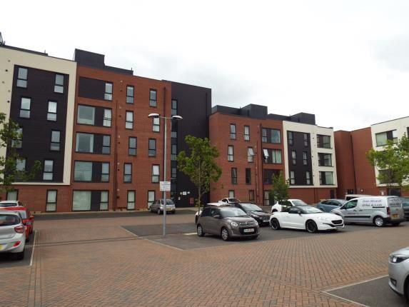 Thumbnail Flat for sale in Monticello Way, Coventry, West Midlands