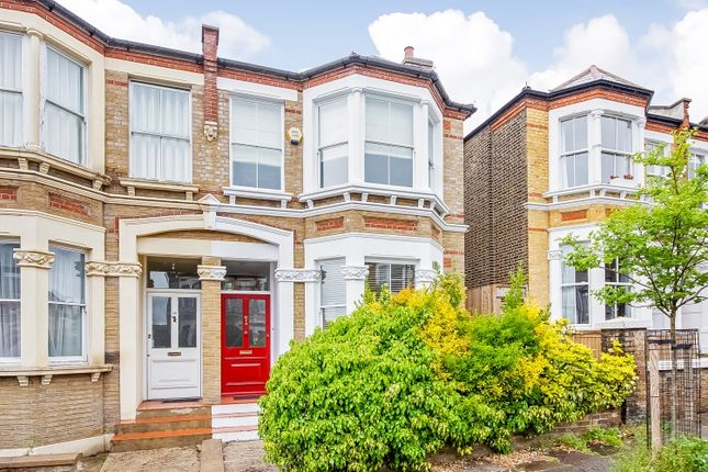 4 bed semi-detached house for sale in Drakefell Road, London SE14
