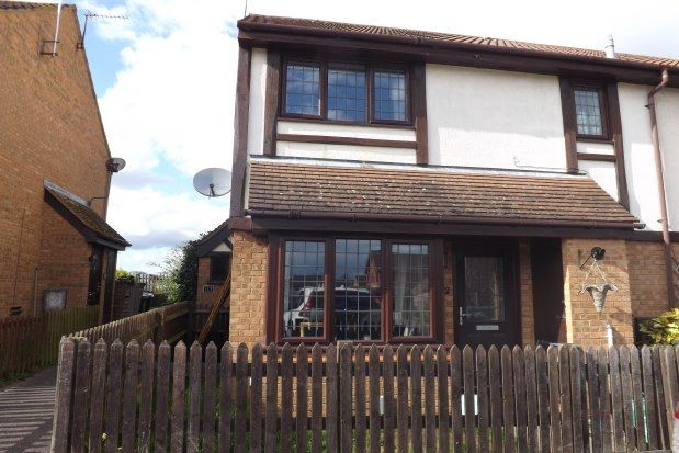 Thumbnail Property to rent in Millwright Way, Bedford
