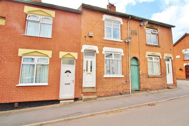 Thumbnail Terraced house for sale in Highfield Street, Anstey, Leicestershire