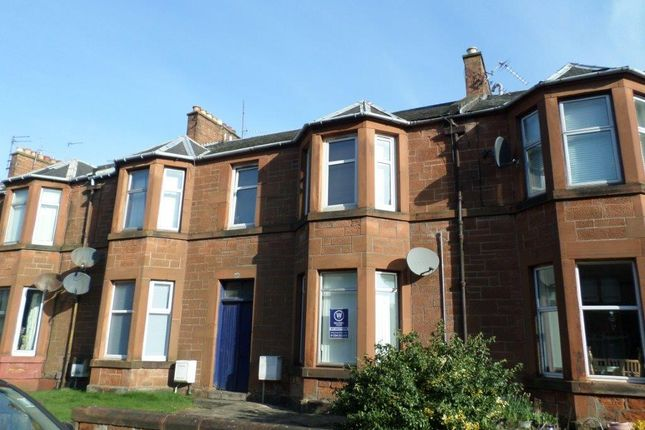 Thumbnail Flat for sale in Gillies Street, Troon