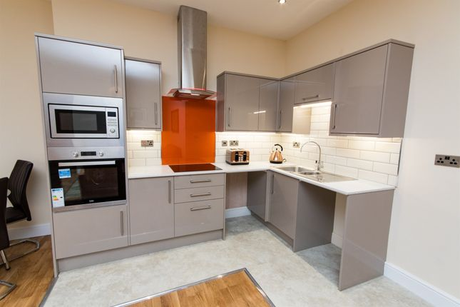 Thumbnail Penthouse for sale in Apartment 10, Masonic Hall, Rutland Road, Skegness